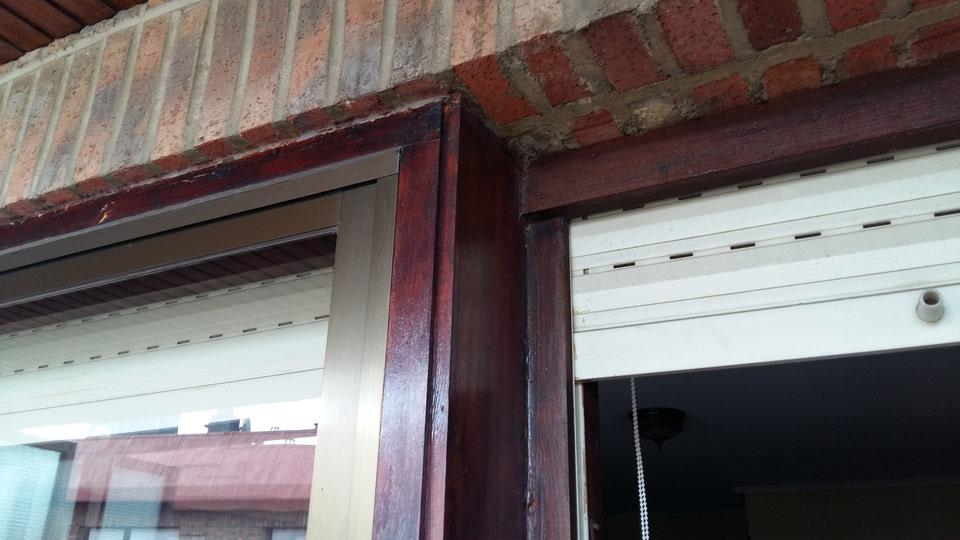 cambio de ventanas en Getxo