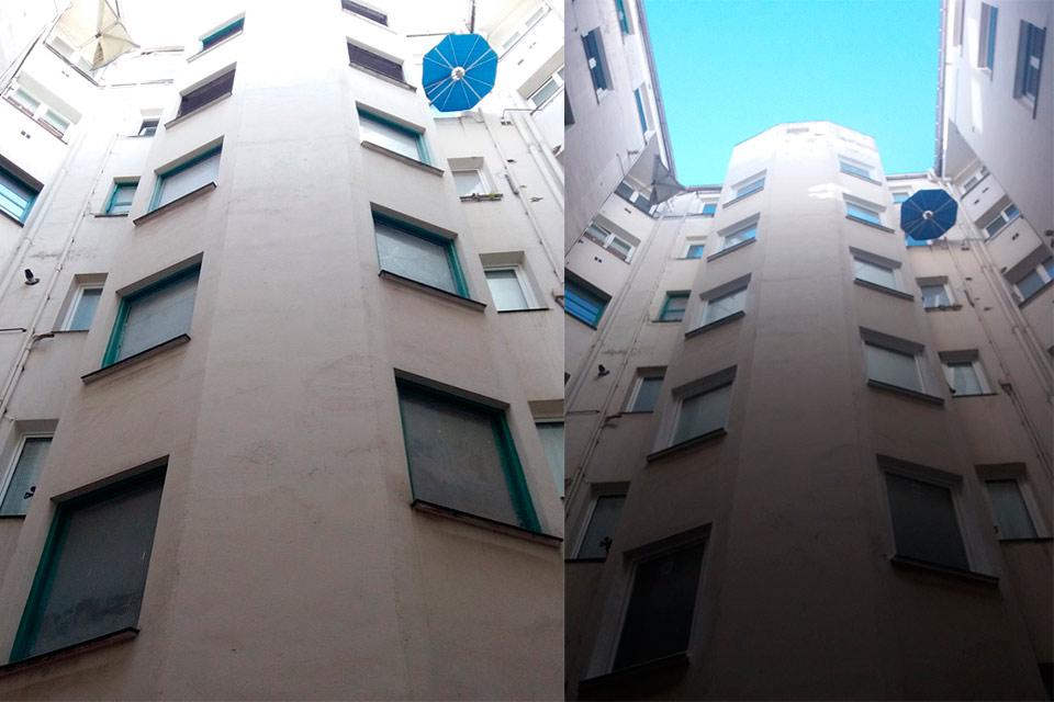Renovación integral en una comunidad de vecinos en Bilbao