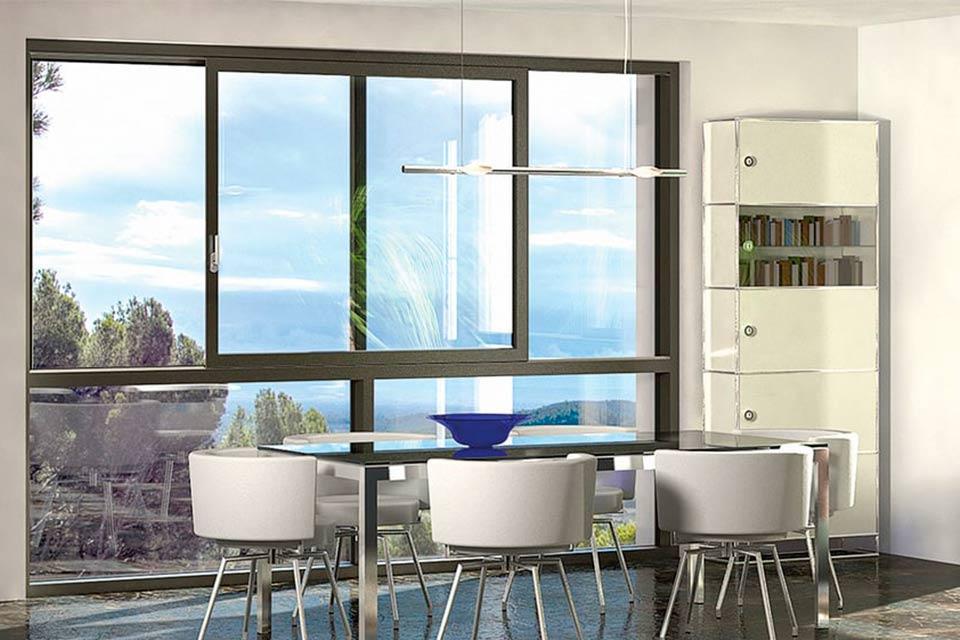Tipos de ventanas correderas: cómo funcionan, ventajas y desventajas