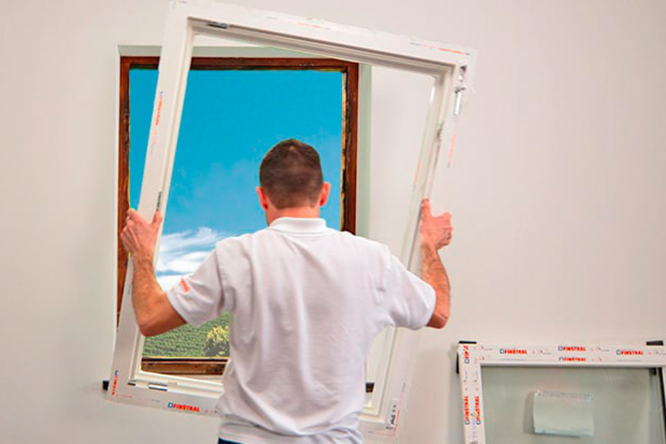 ¿Sabías que es posible cambiar de ventanas sin hacer obra?