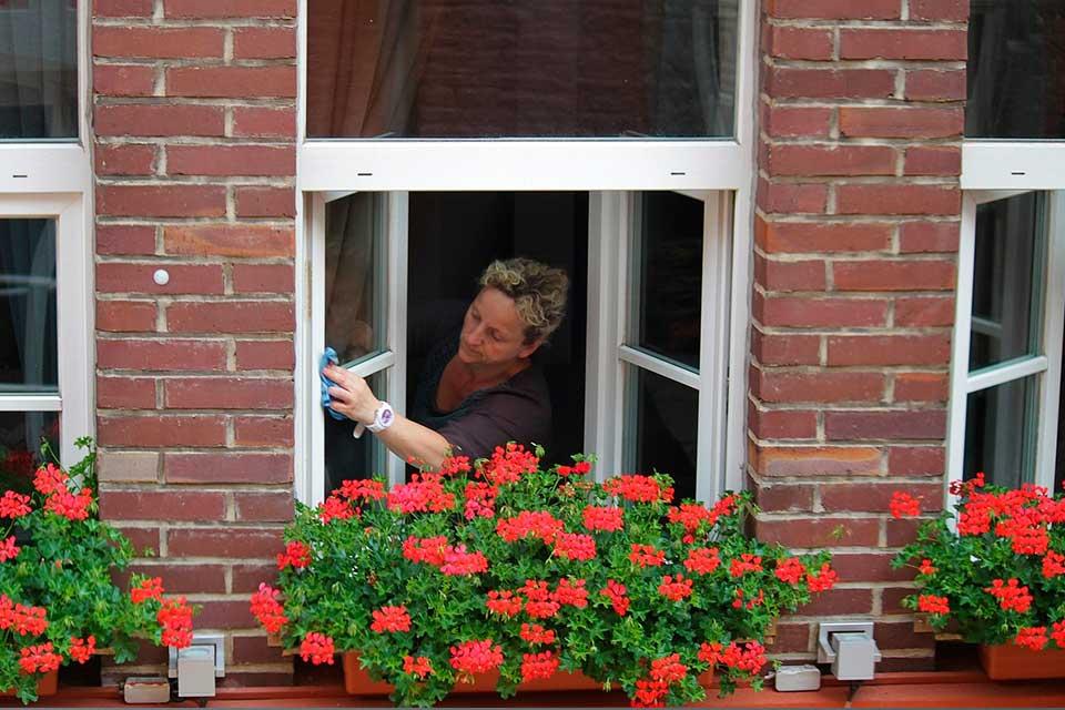 11 consejos para el mantenimiento de las ventanas de PVC