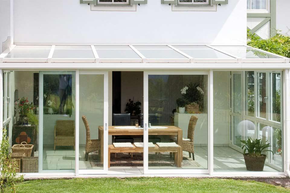 ¿Qué es una veranda?