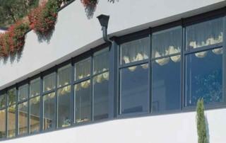ventanas mixtas
