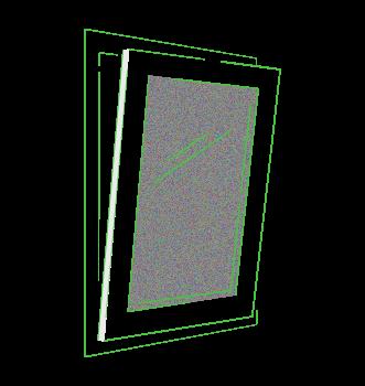 ventana pvc oscilobatiente